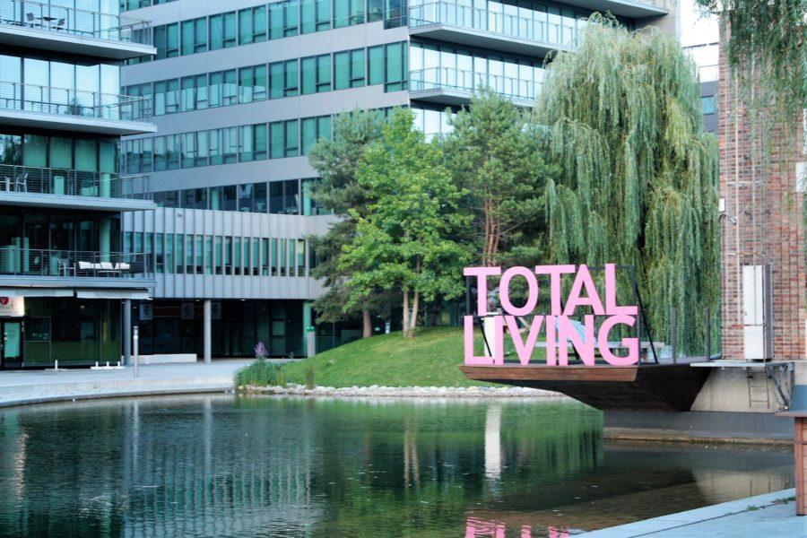 Vienna, wiedeń, total living,